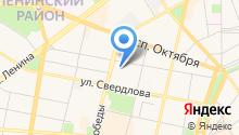 Strongbox на карте