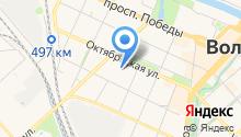 X-STREAM на карте