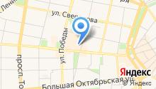 ETRE на карте