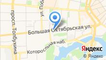 m`ART на карте