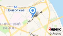 Raduga на карте