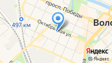 BLISS на карте