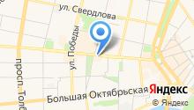 L`Ambre на карте