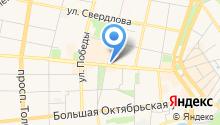 101 РОЗА на карте