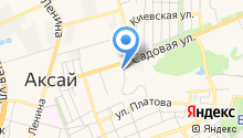Центр занятости населения Аксайского района на карте