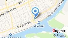 ЗАГС Аксайского района на карте