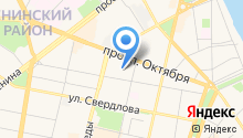 Maxis-Expo на карте