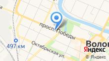 DIVAS на карте