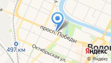 АгроТехСток на карте