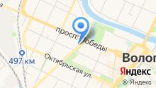 Ананьино на карте