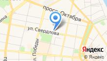 Nuance на карте