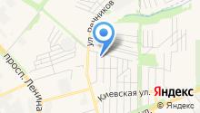 ТеплокомЮг на карте