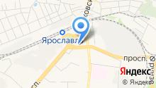 Moby на карте