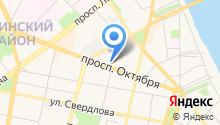 Satellite на карте