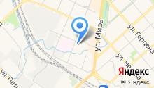 Serebro на карте
