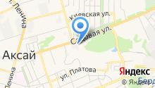 Частное детективное агентство на карте