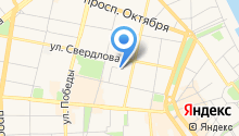 Happy на карте