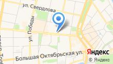 Luxuria на карте