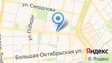GeoTour на карте