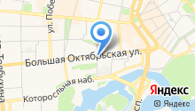 IZET на карте