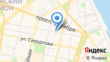 Damfoss на карте