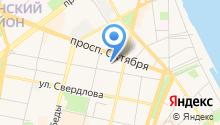 Dance Company Groove на карте