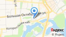 IMedia на карте