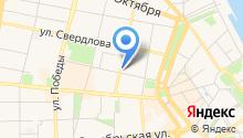 La-bora на карте
