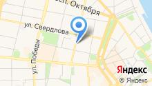 1000 Гектар на карте