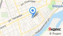 Детский сад №5, Журавлик на карте