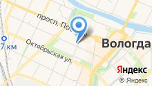 Адвокатский кабинет Кузнецова Ю.Н. на карте