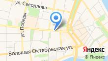 LEO на карте