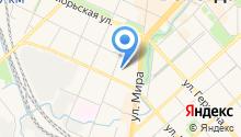 MaxiTrevel на карте