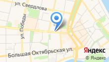 POSTFOOD на карте