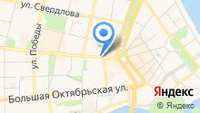 A+ на карте