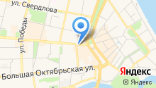 Cтудия массажа Яны Дейнеко на карте