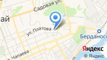 Терминал, Юго-Западный банк Сбербанка России на карте