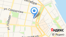 My cheap travel на карте
