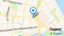 IKEA в Ярославле на карте