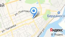 Людмила на карте