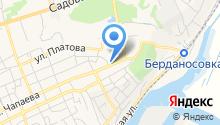 Ростовский медицинский центр на карте