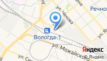 Digitall на карте