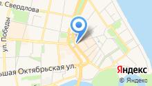 Check in на карте