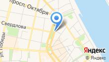Сервисный центр по ремонту часов на карте