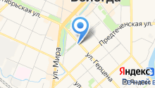 Астра-тур на карте