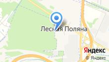 Леснополянская начальная школа-детский сад им. К.Д. Ушинского на карте
