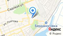 Автомойка на ул. Чапаева на карте