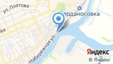 Российский морской регистр судоходства на карте