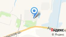 SVservice на карте
