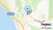 Instashop на карте
